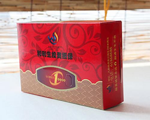 达拉特旗礼盒包装