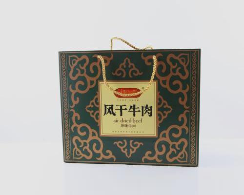 达拉特旗土特产礼盒包装