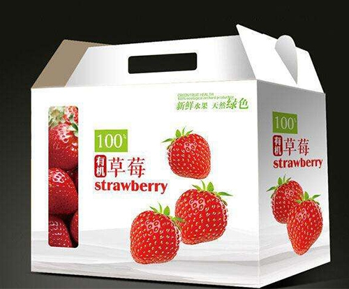 达拉特旗水果包装箱